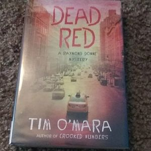 Book called dead red